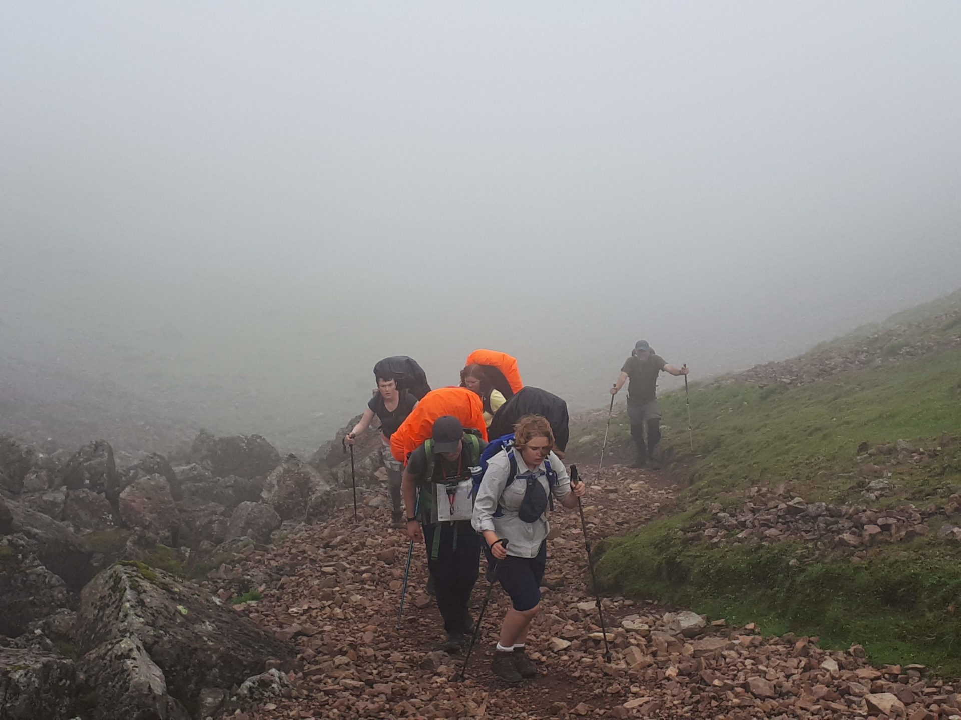 DofE Gold Award - Bright Expeditions