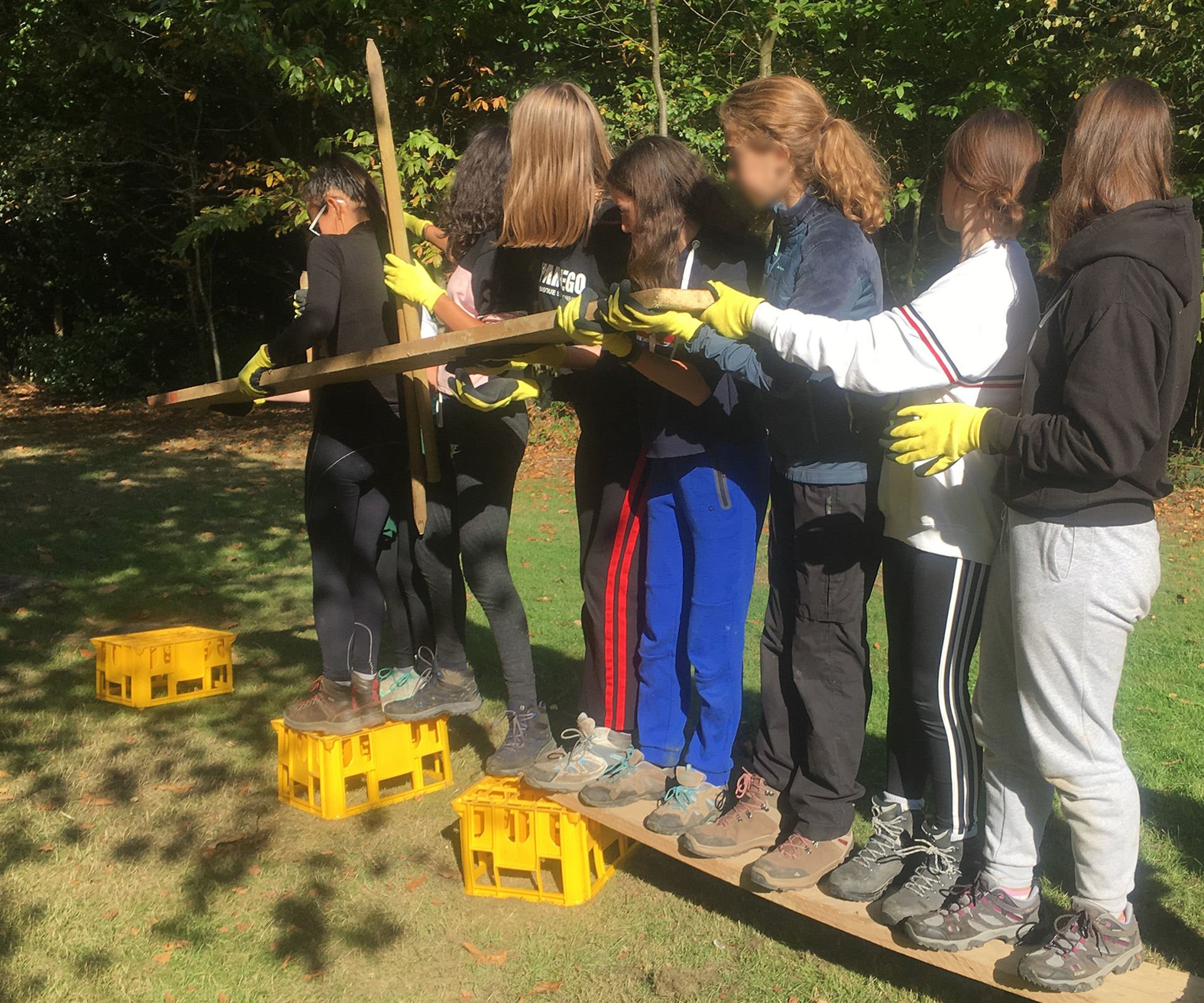 Team Building Days and Problem Solving Activities
