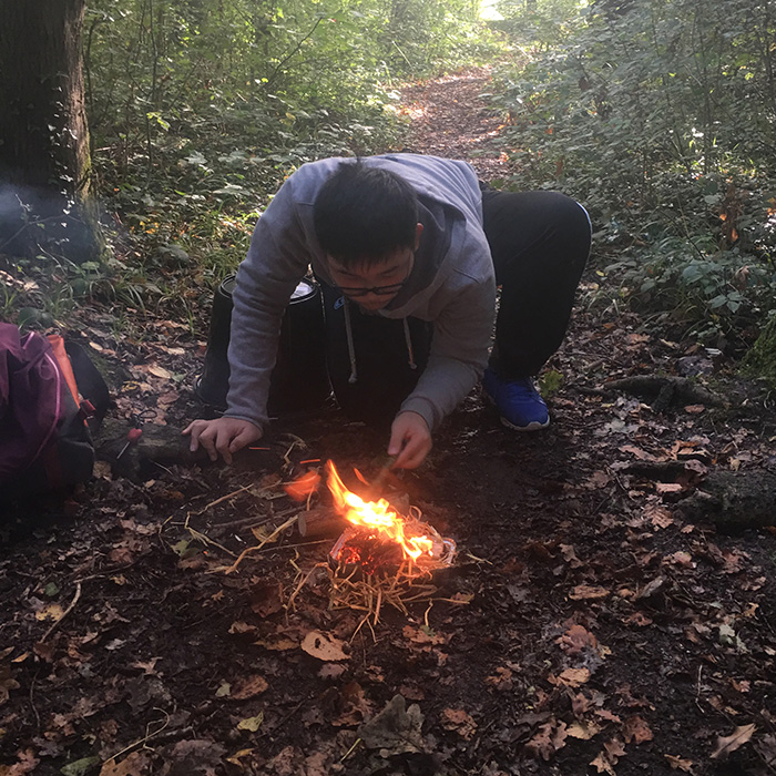 Forest School Courses - Bright Expeditions