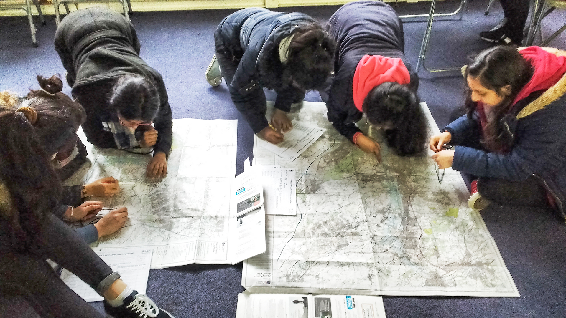 DofE Bronze Expeditions